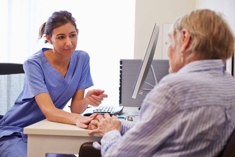 Consultation with Doctor - Near patient testing